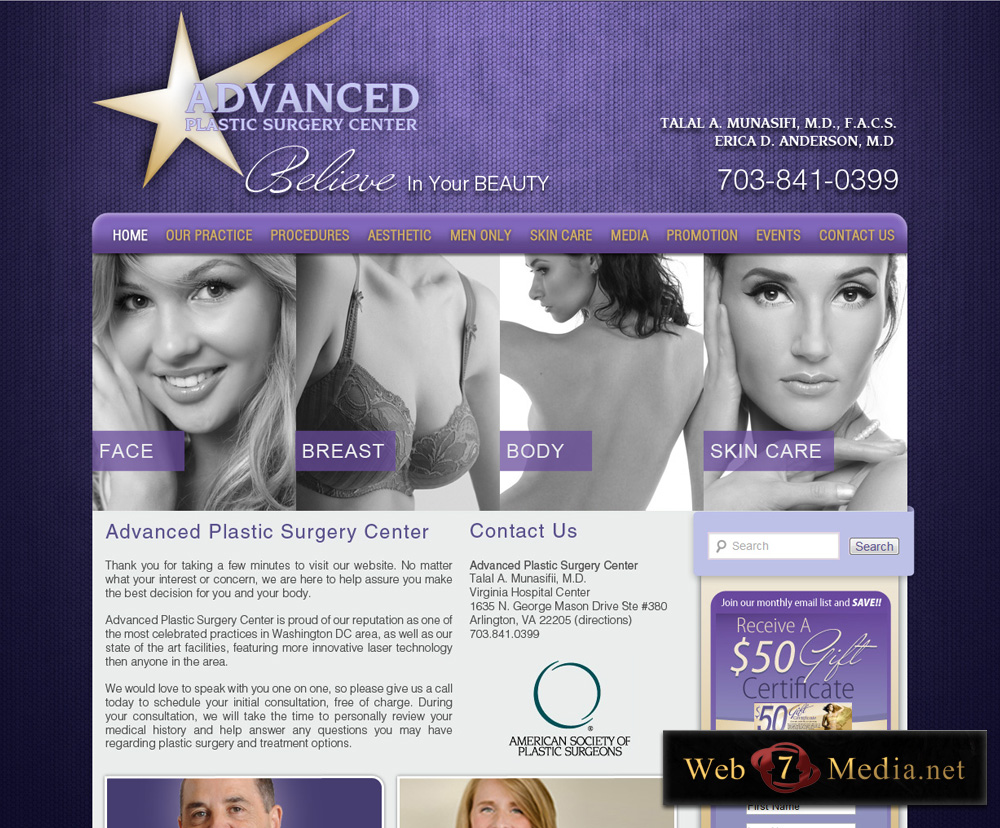 Advanced Plastic Surgery Center